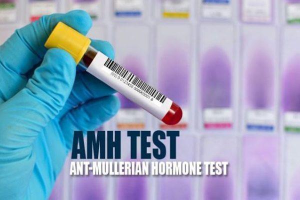 Dosaggio dell'AMH per la valutazione della funzionalità ovarica nelle donne.