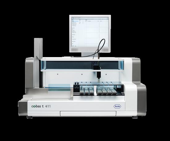 cobas t 411 coagulation analyzer key statement